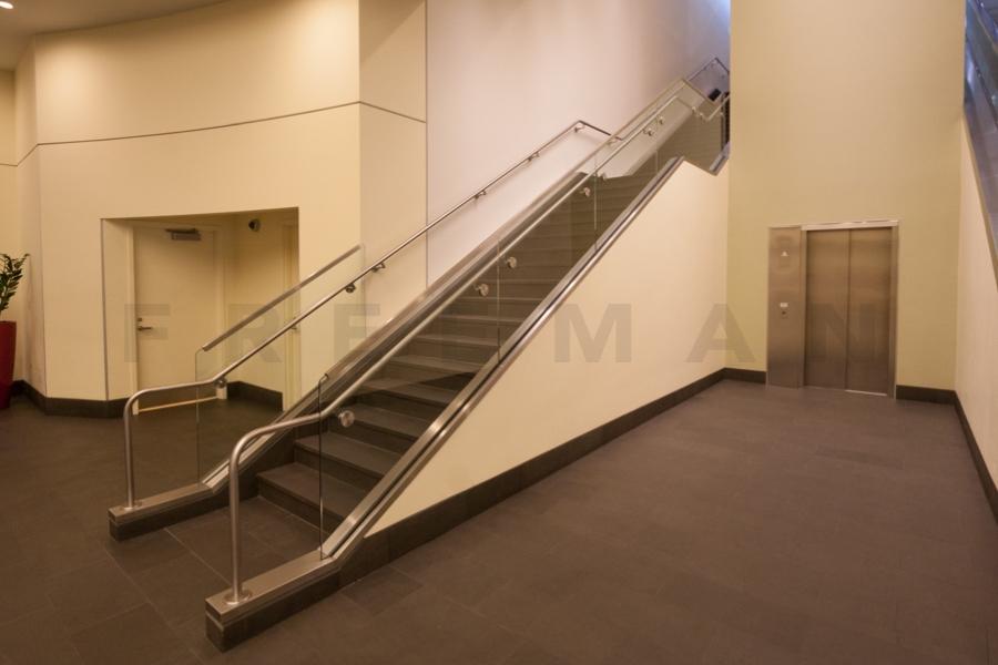 asdasdSeaport Lobby - Stairs in Commonwealth Lobby South - SL1-C6