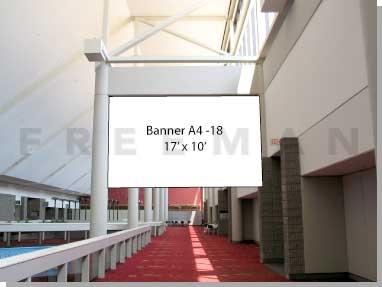 Banner A4-18