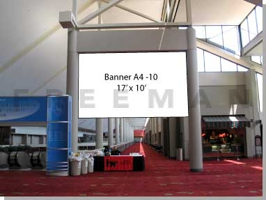 Banner Building A, Level 4-10