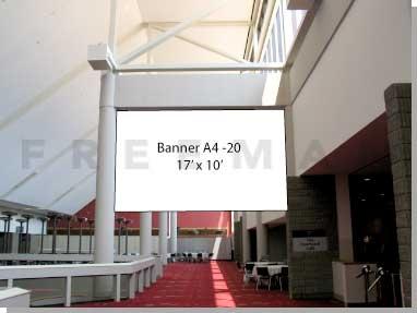 Banner A4-20