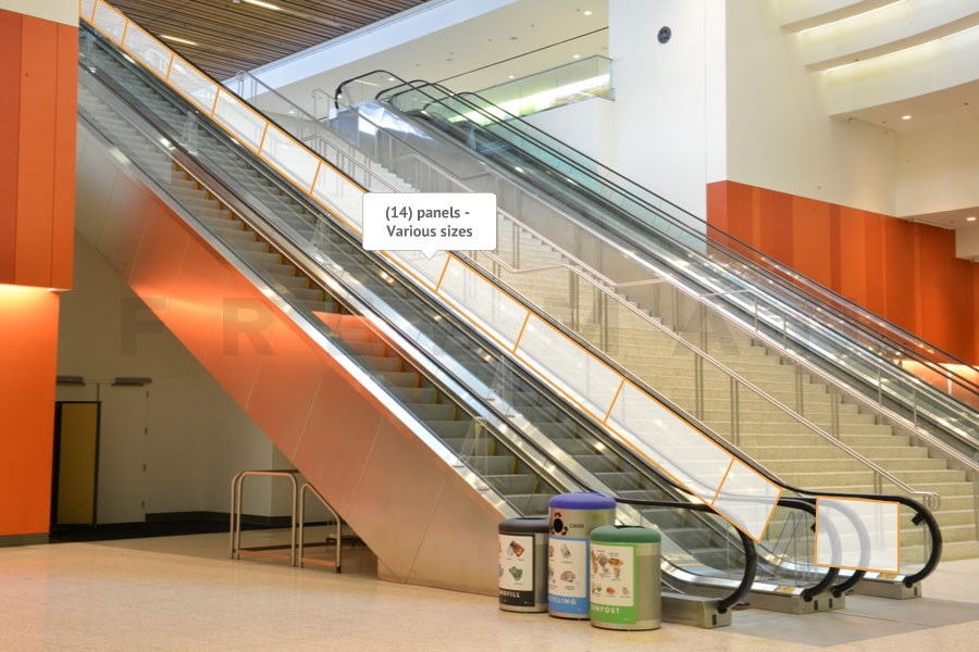 Escalator Graphics 523