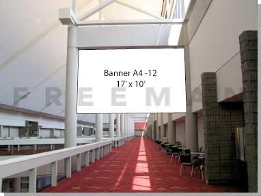 Banner A4-12