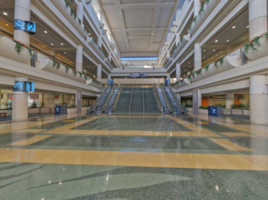 West - A-B Lobby