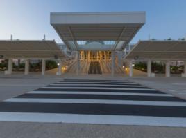 South Concourse Entrance