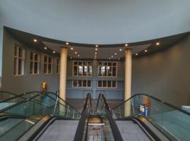 South Hall B Entrance