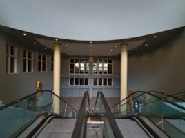 North Hall A1-A2 Entrance