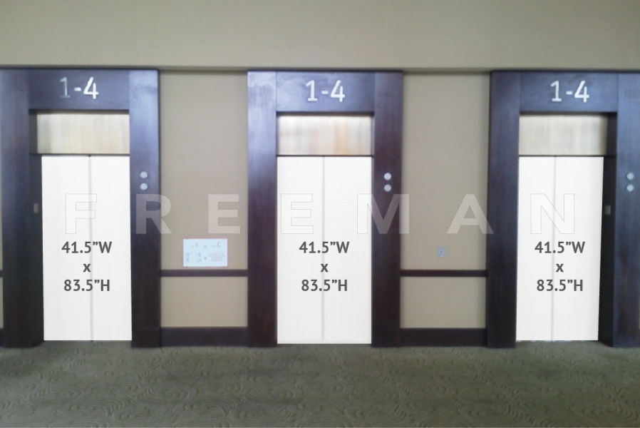 Elevator Door Graphics