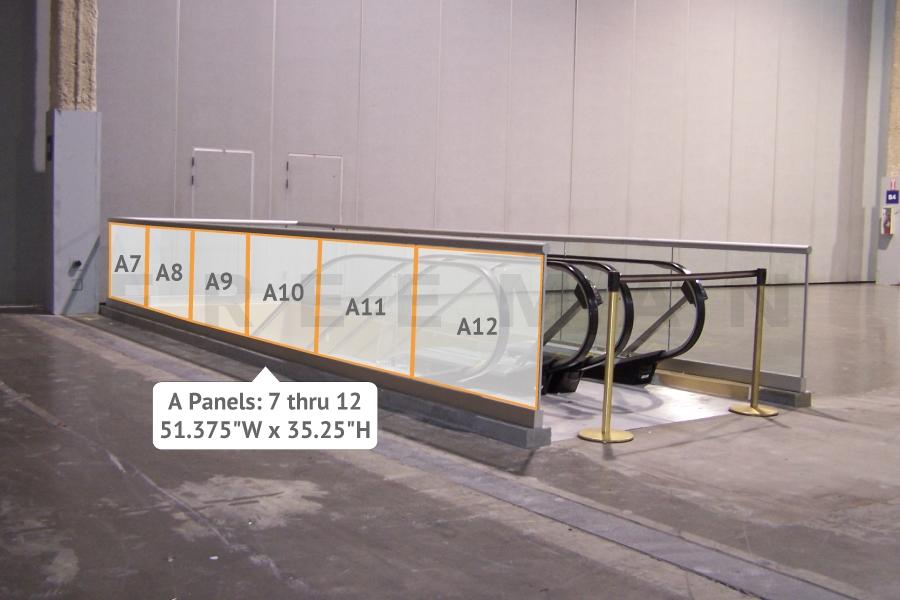 Escalator Graphics ES3B