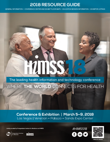 asdasdHIMSS19 Resource Guide