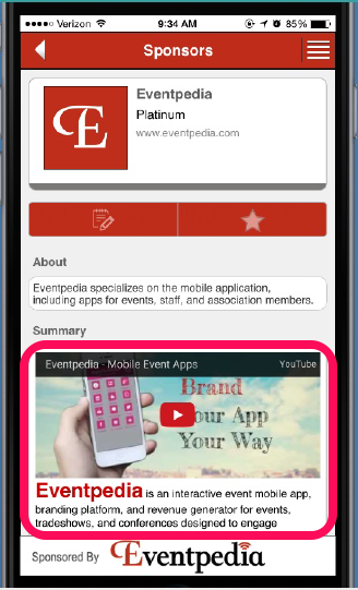 Mobile App Advertising - Document Attachments