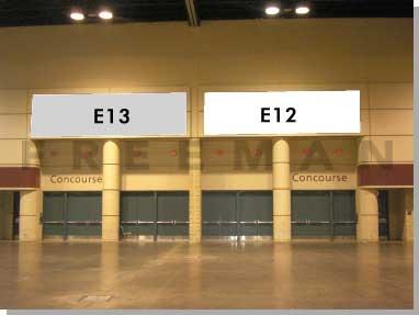 asdasdExhibit Hall Banner E12 - Hook