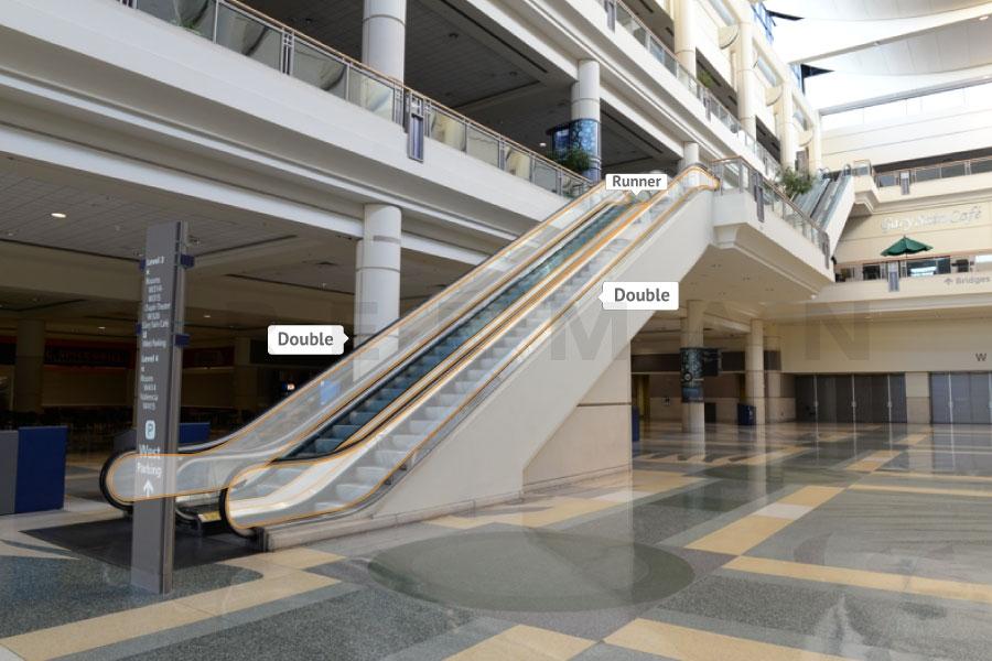 asdasdEscalator Graphics Opportunity #9 Outside of Lobby C (L2-ESC9) - Fujifilm