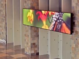 Digital Screen - Level 1 Lobby