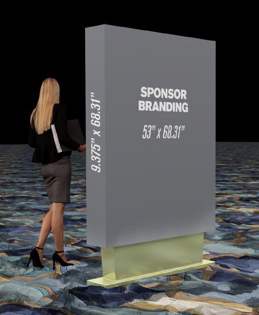 Branded Readerboard Sign 2
