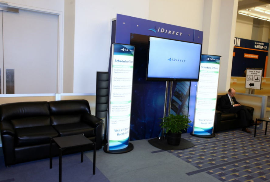 Registration Area with Lounge