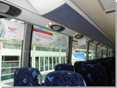 asdasdBus Wraps - Interior/Exterior - Route 12 - Salesforce