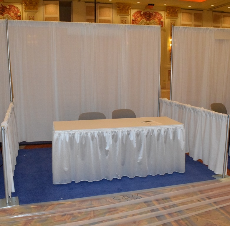 asdasdFirst Time Exhibitor Booth Furnishing Package A* (without internet) *Booth Space Sold Separately