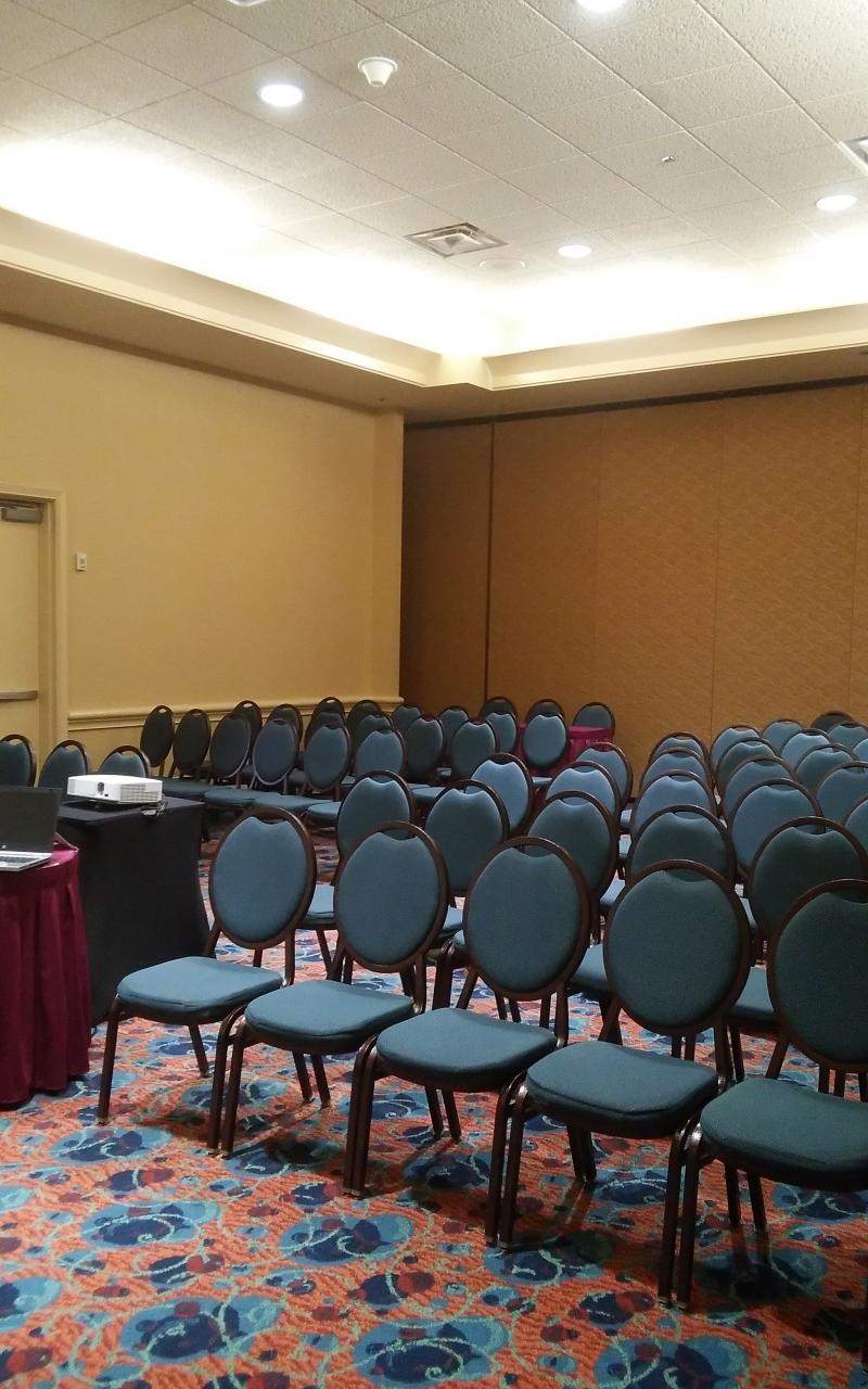 asdasdExhibitor Rosen Center Salon Meeting Room 9 - InterSystems
