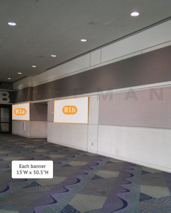 Banner B1a