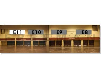 asdasdExhibit Hall Banner E11 - Siemens