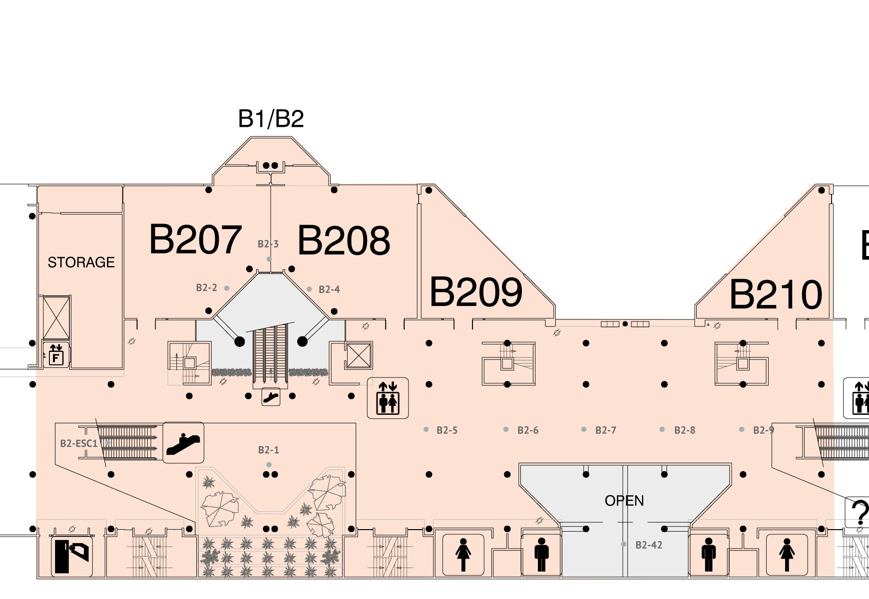 Section B2-B