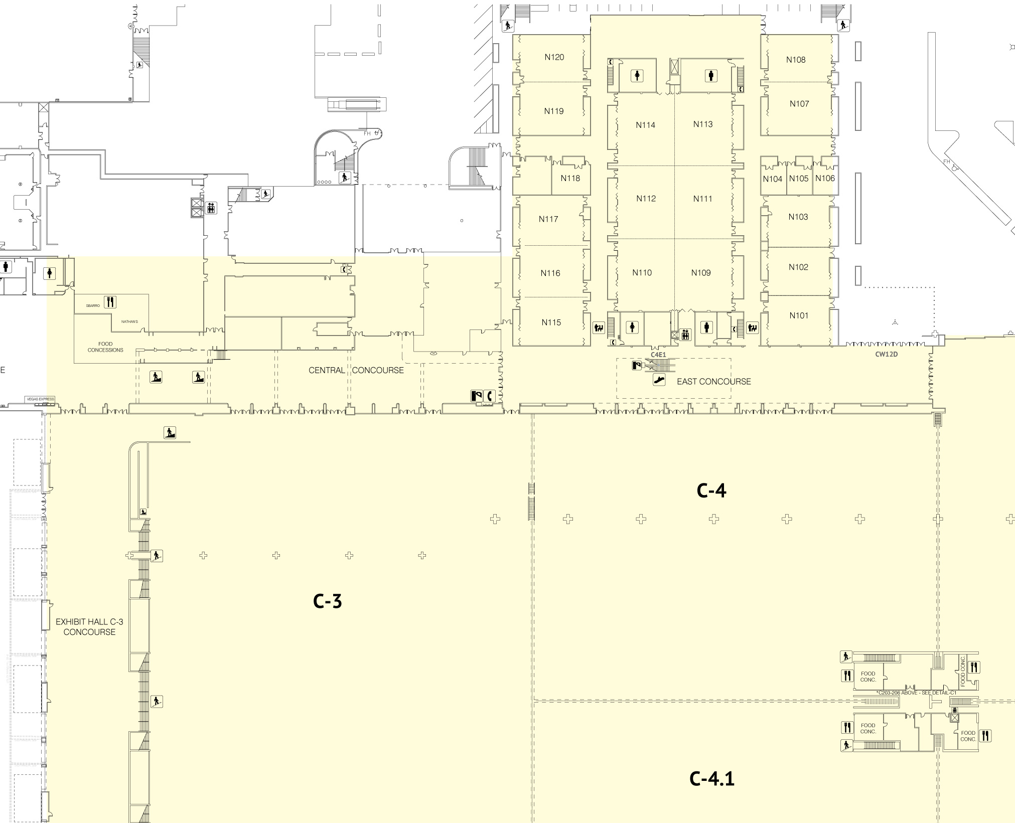 Las Vegas Convention Center Map