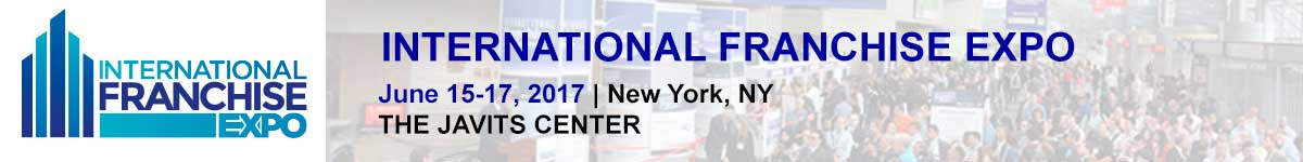 INTERNATIONAL FRANCHISE EXPO 2017