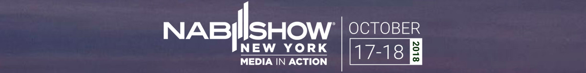 2018 NAB Show New York