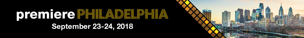 Premiere Philadelphia 2018